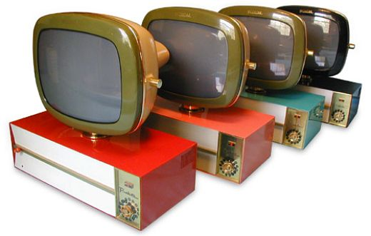 predicta princess color television