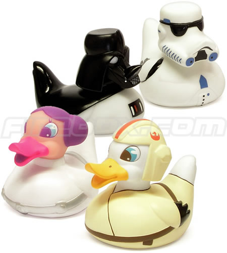 Darth vader rubber duck - photo#44