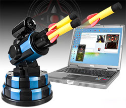 lanzador misiles usb webcam