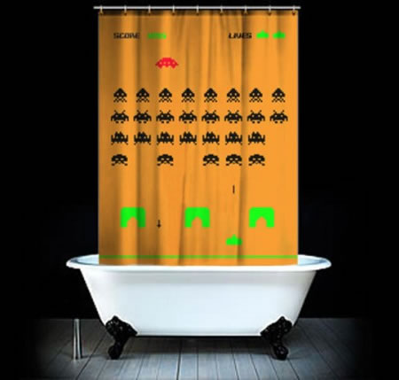cortina-bano-space-invaders