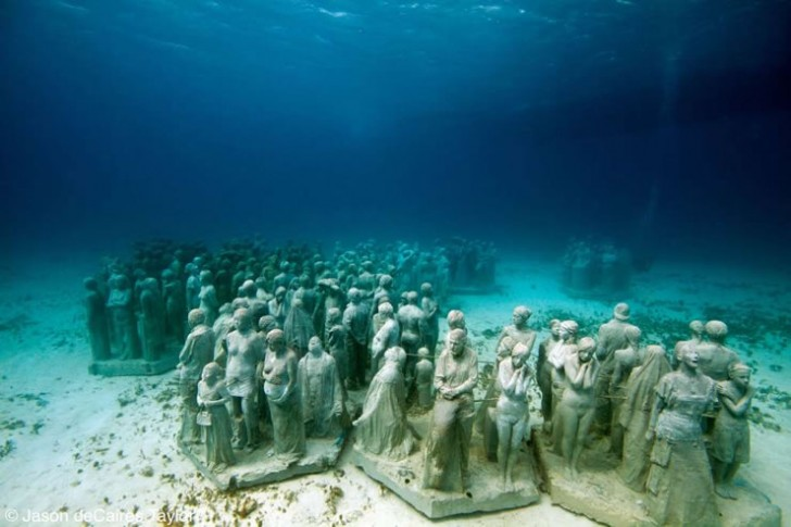 estatuas-bajo-mar-silent-evolution-3