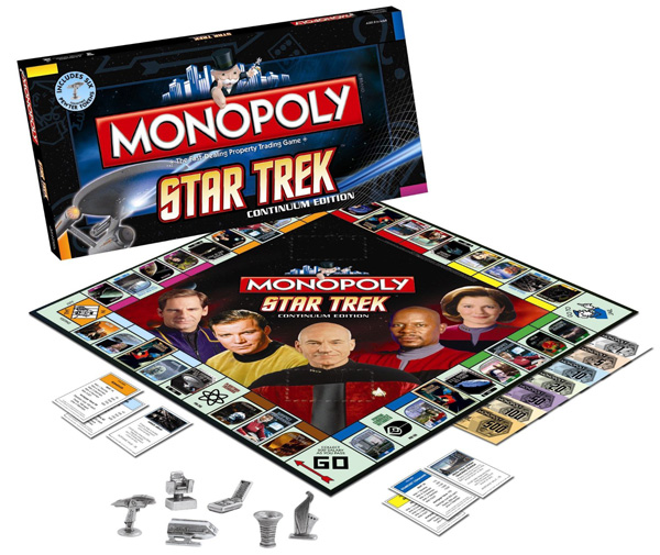 monopoly star trek